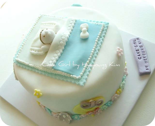 Cakes For Newborn Baby Girl