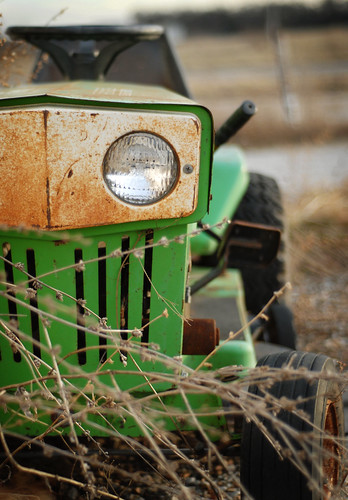 tractor | by will vastine