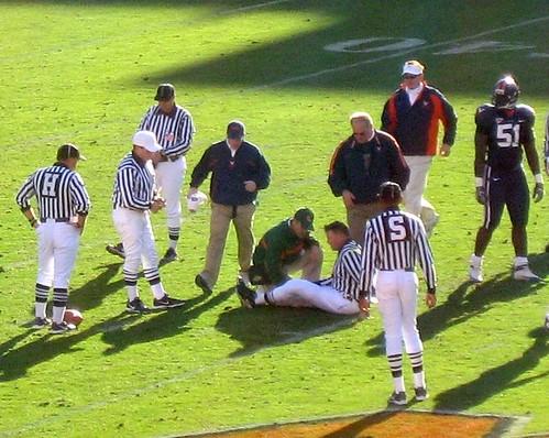 UVA v. Miami Football 2006