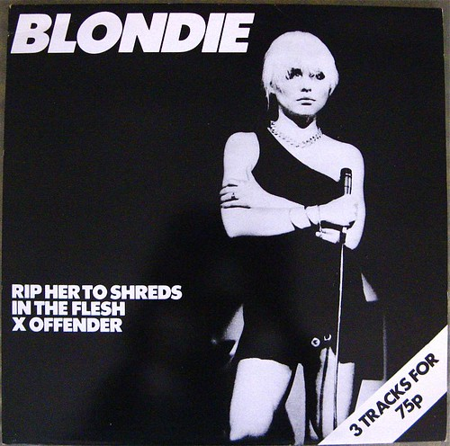 "Blondie 12"" EP 
