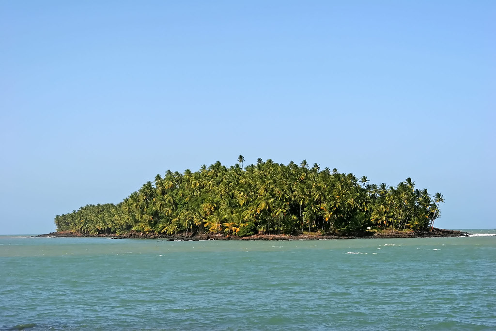 Devils Island French Guiana Its An Old Penal Colony Pa Flickr