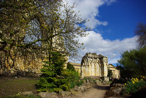 York Museum and ruins | by Alicia en Sheffield