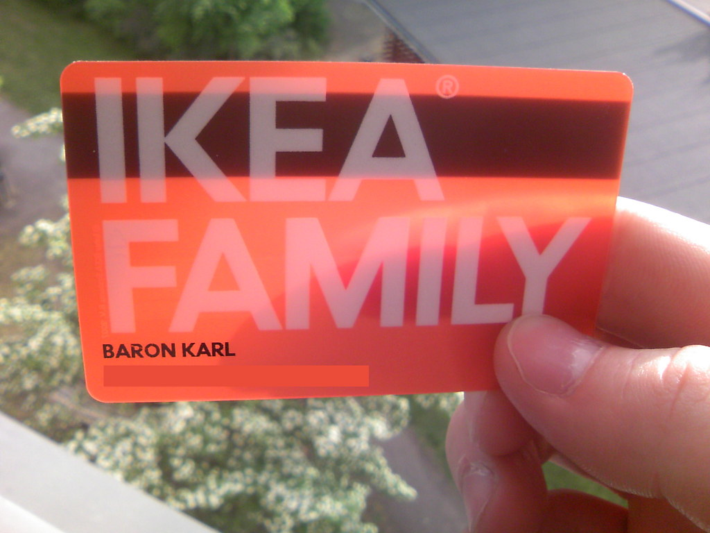 ikea family card is transparent o untitled karl baron flickr. Black Bedroom Furniture Sets. Home Design Ideas