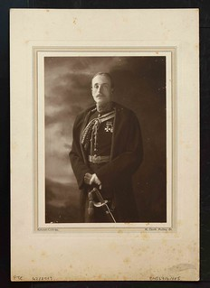 Charles Vane-Tempest-Stewart, 6th Marquess of Londonderry, in the uniform of the Royal Horse Guards | by Public Record Office of Northern Ireland