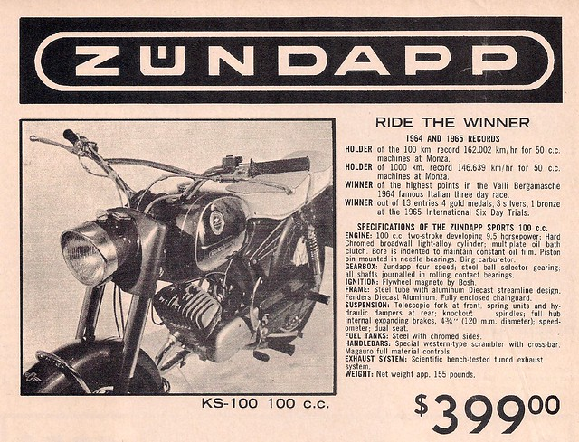 Zundapp 1966