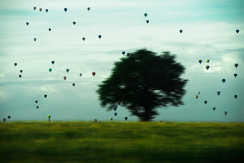 Raining Balloons | by leadenhall