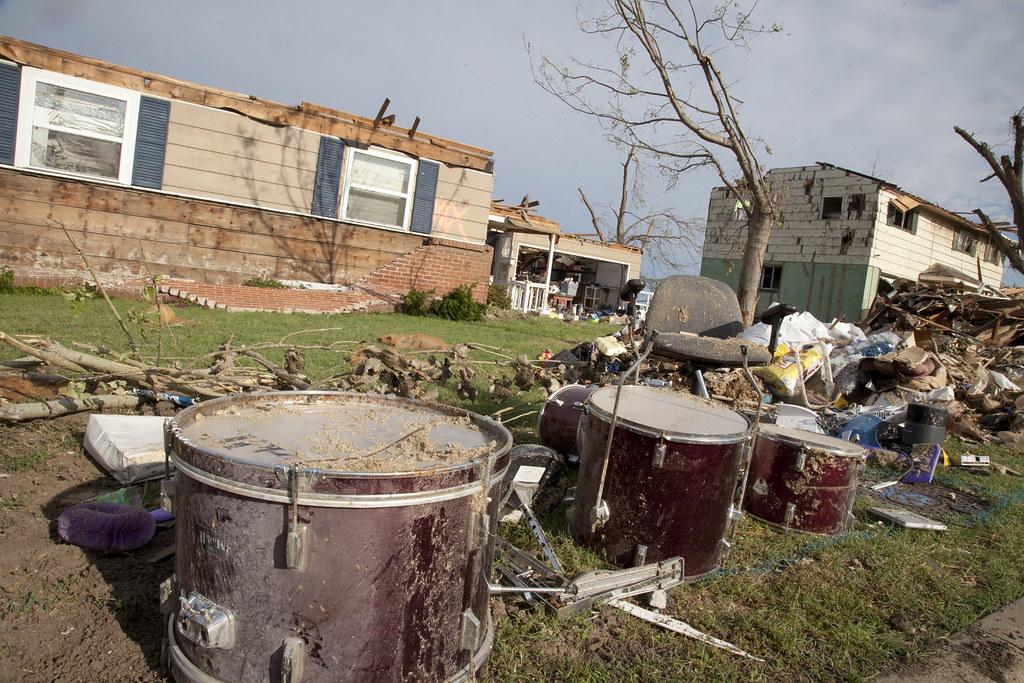 Joplin F5 Tornado Damage - May 2011 | Damage from the F5 ...