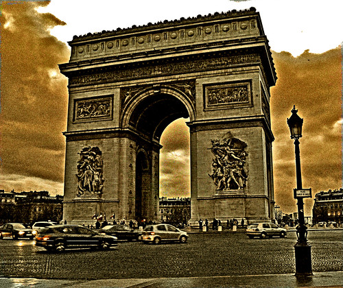 Arc de Triomphe. Paris.- | by ancama_99(toni)
