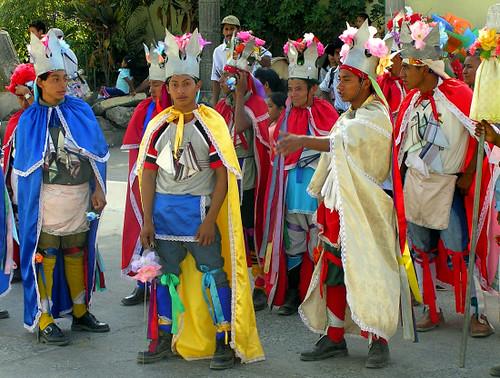 Los Historiantes San Pedro Nonualco La Paz El Salvador