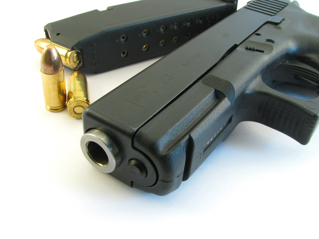 glock 23 9mm conversion glock 23 converted to 9mm with a