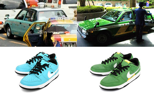 various colors ea35f 7785e ... cheap by davymacca nike tokyo taxi series by davymacca 5f62f 99ea4