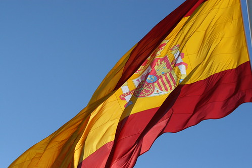 Spanish flag | by xeno_sapien