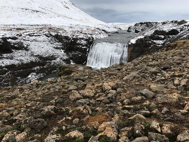 Thingvellir - Thorofoss waterfall