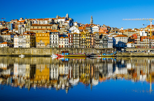 Reflections on river Douro | by fede_gen88