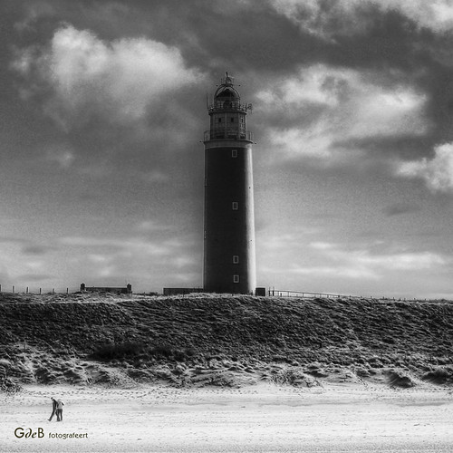 the lighthouse of Texel | by GdeB fotografeert
