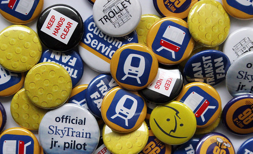 Vancouver Transit Camp mashup buttons | by jmv