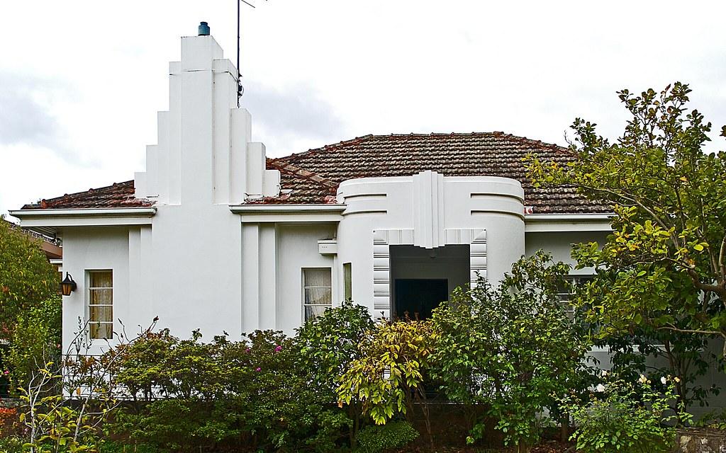 art deco house melbourne sandra cohen rose and colin rose flickr