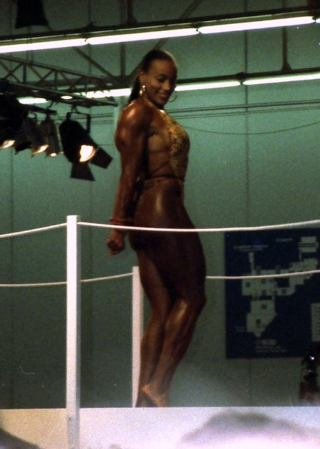 FiBo 1994 - Lenda Murray (0025) | Lenda Murray on stage ...