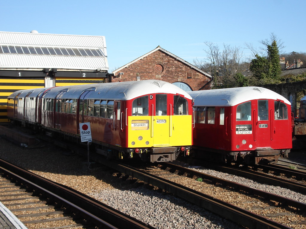 South Island Line Last Train
