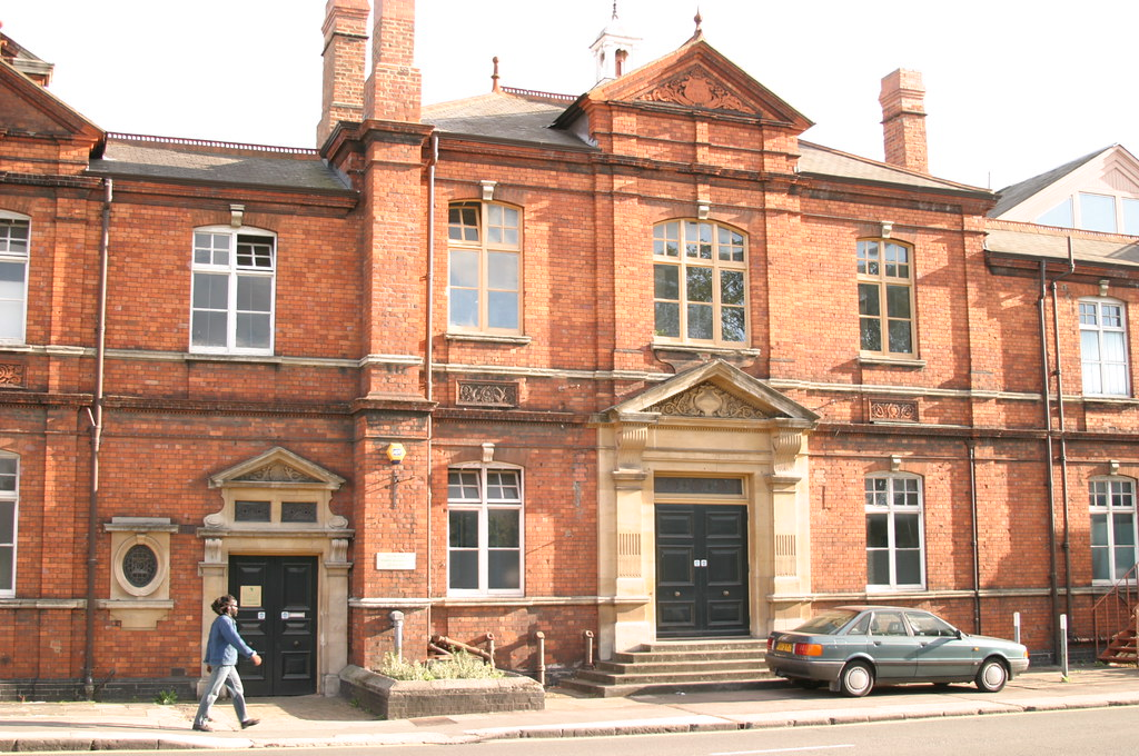 Swindon Railway Village Milton Road Baths Dispensary