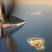 flying back from aldabra