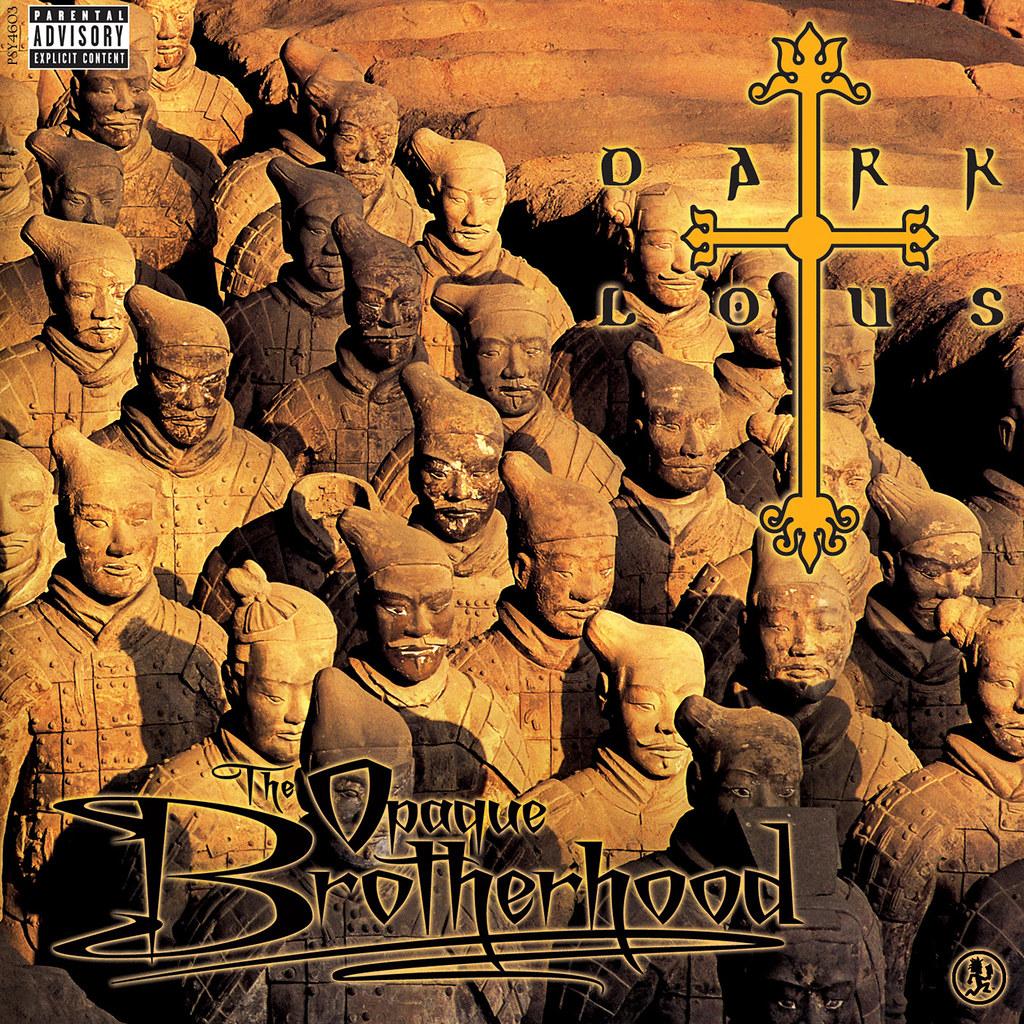Dark Lotus The Opaque Brotherhood Cover Art Cover Art