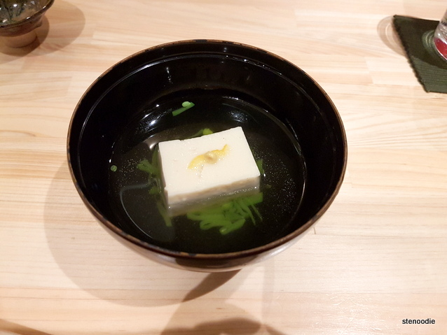 Shoushin omakase soup