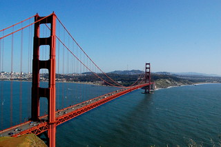 Golden Gate Bridge | by AmandaBreann
