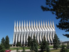 Chapel, U.S. Air Force Academy, Colorado Springs | by Paul McClure DC