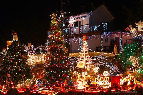 3d Christmas Lights