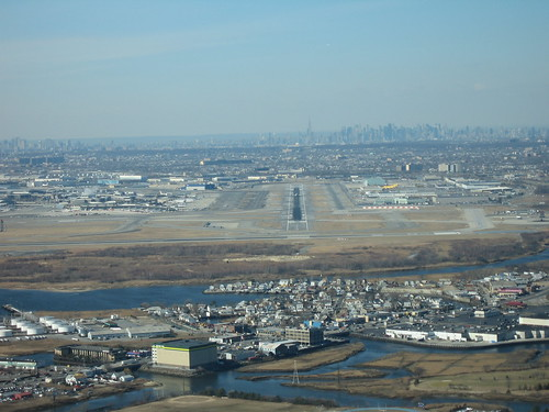 Runway 31R at JFK | by BlueBusDriver