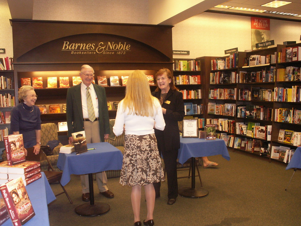 Book Signing At Barnes And Noble In Ocala Florida 3 Flickr