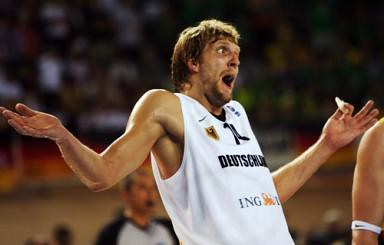 Dirk face | by basketbawful