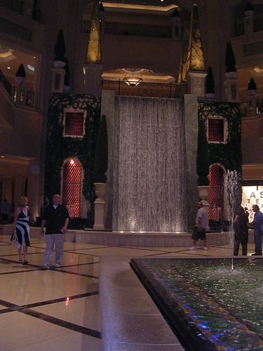 Palazzo Fountain Feature | by CRSchoop