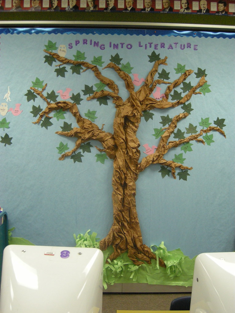 Thanksgiving Classroom Wall Decorations ~ Barnette reading bulletin board one of many photos
