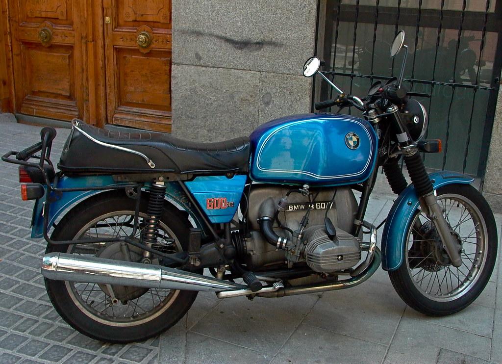 Bmw R60 7 Calle Del Doctor Fourquet Madrid Joe Lomas Flickr