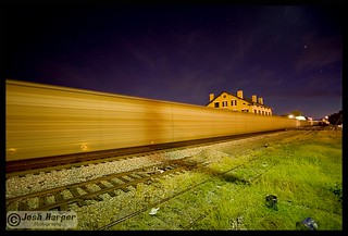 The Trains Go Whizzing By | by furiousgeorge81