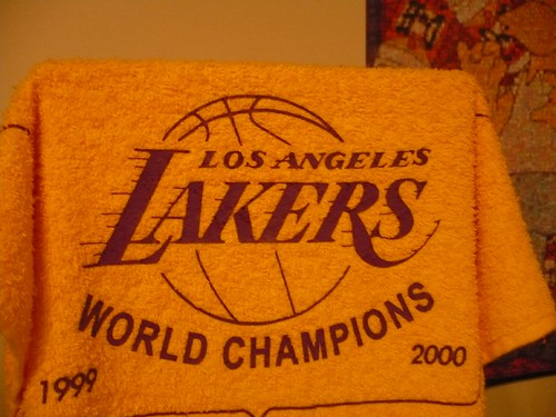Los Angeles Lakers World Champions 1999-2000 | by bigmikelakers