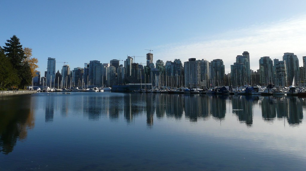Vancouver Bc To Whidbey Island