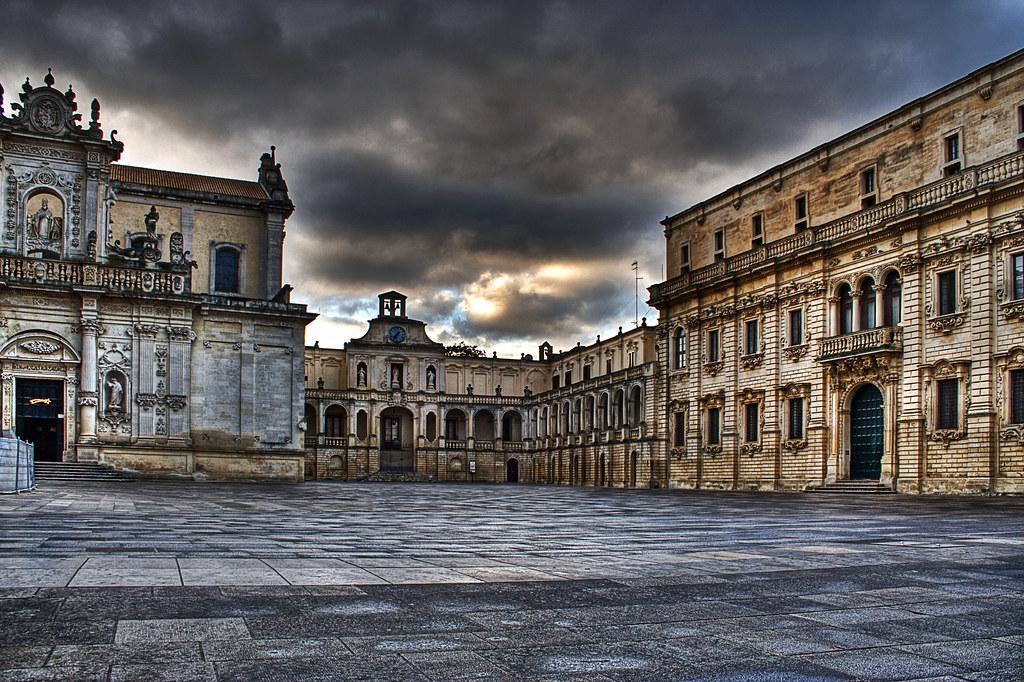 Image result for Piazza del Duomo lecce