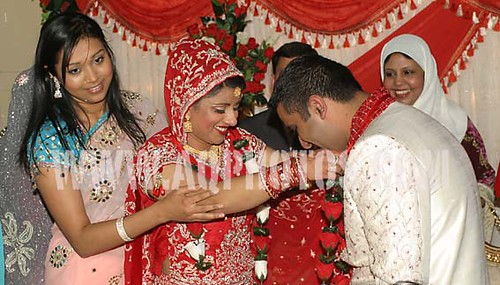 Muslim Wedding Ceremony North East England