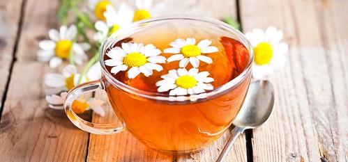 chamomile tea holistic coping skills