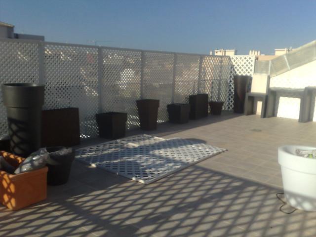 Decoracion de zona de terraza flickr photo sharing - Decoracion de terrazas ...