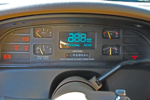 95 Caprice | The dashboard of my 1995 Chevrolet Caprice ...
