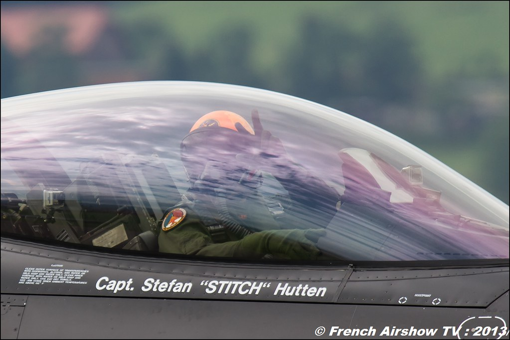 Royal Netherlands Air Force F-16 Demo Team, F-16 Fighting Falcon NL , RNLAF F-16 Demo Team display ,Dutch Air Force , AIRPOWER13 , Zeltweg , Austria , airpower 2013 Zeltweg