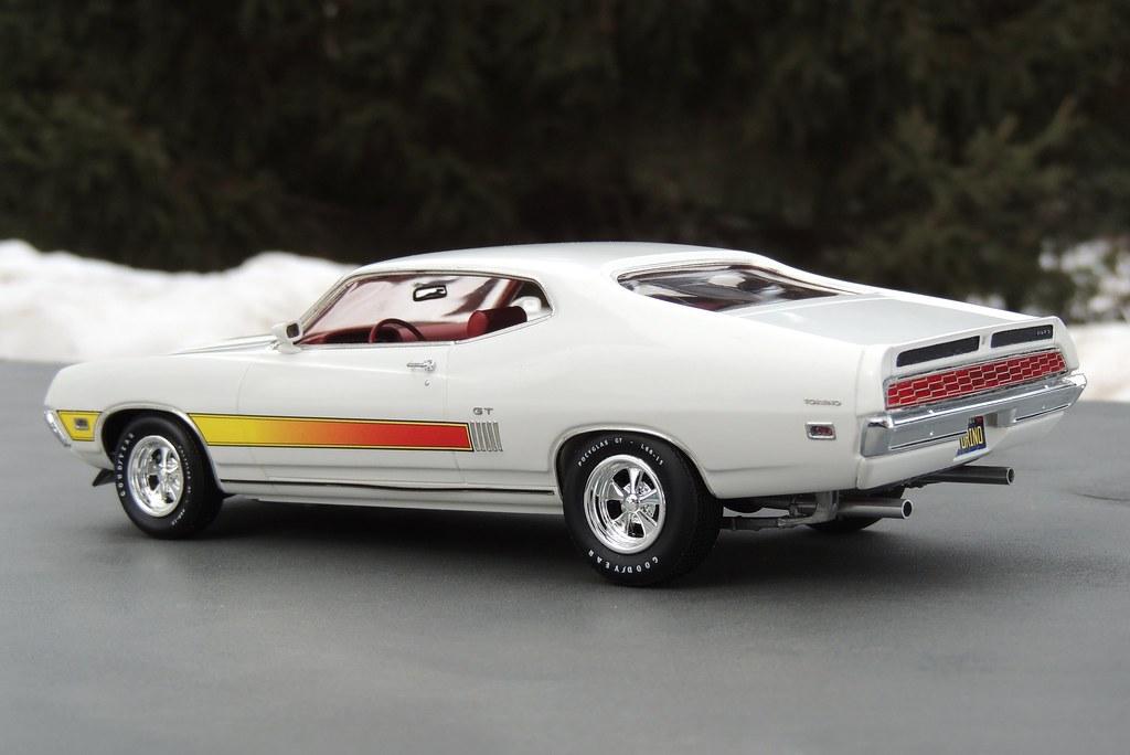 1970 ford torino gt model