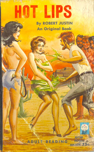 Hot Lips (After Hours AH 104) 1964 AUTHOR: Robert Justin A ...