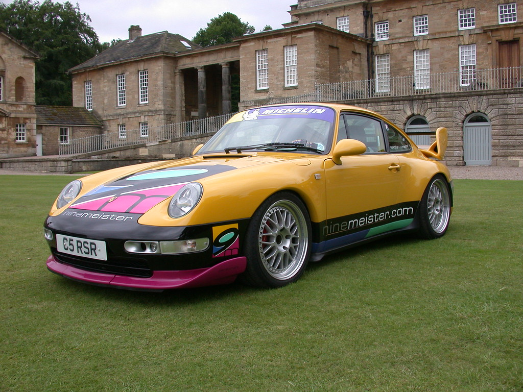 porsche 993 rsr what can i say oh since you ask 400bhp f flickr. Black Bedroom Furniture Sets. Home Design Ideas