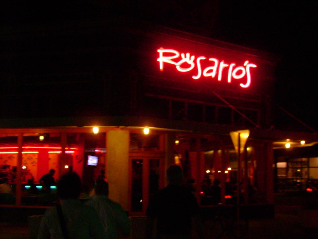 Rosario S Restaurant Daytona Beach