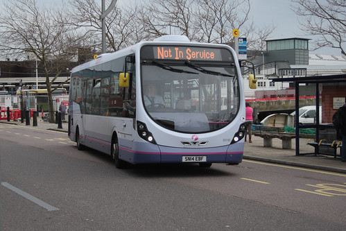First Hampshire & Dorset 63192 SN14EBF